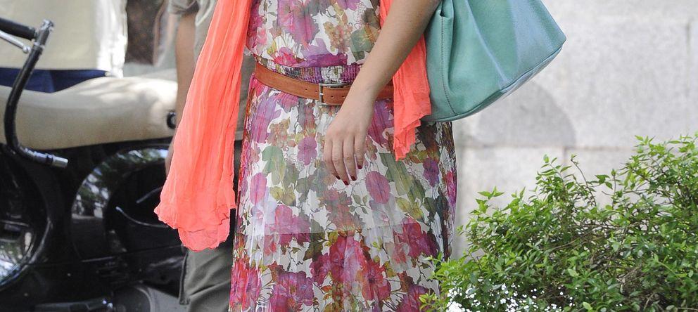 Foto: La modelo, en una fotografía reciente
