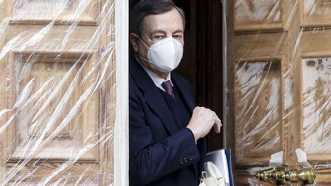 Italia recupera a Mario Draghi para intentar formar un nuevo Gobierno de alto perfil