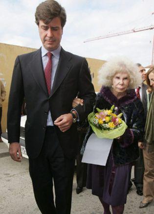 Foto: Los hijos de la duquesa de Alba niegan que hayan iniciado un proceso para incapacitarla