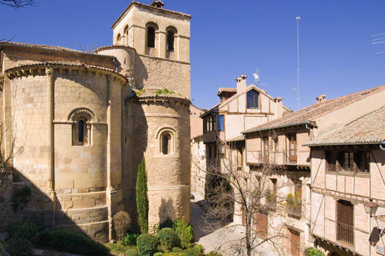 Foto: Segovia es una ciudad que te resultará muy vintage (Foto: Turismo Segovia)