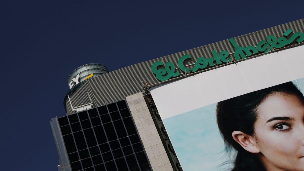 Foto: Fachada de El Corte Inglés de Nuevos Ministerios, en Madrid. (Reuters)