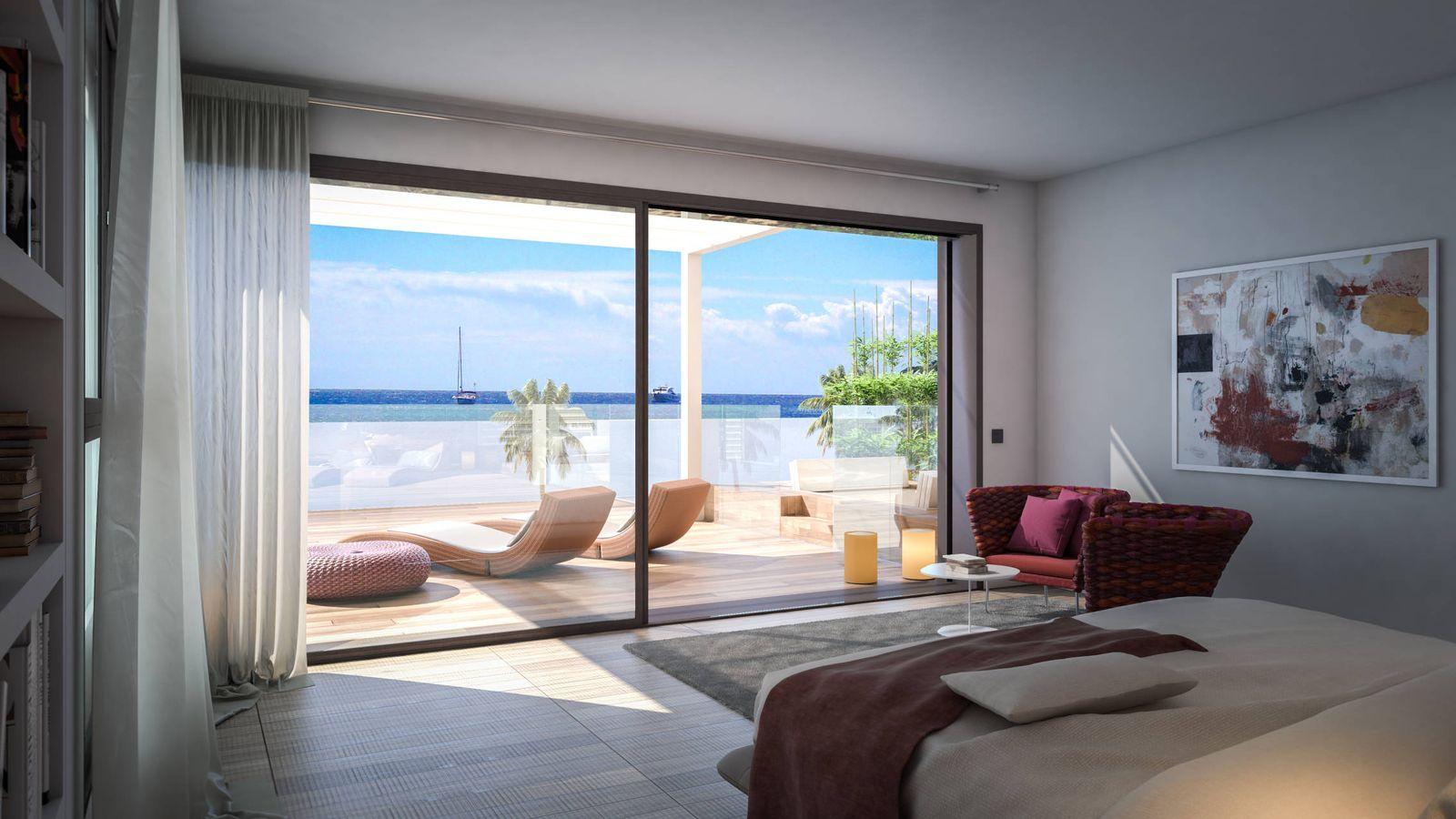 Foto: Foto del interior de una de las casas del complejo Bonavista Beach.