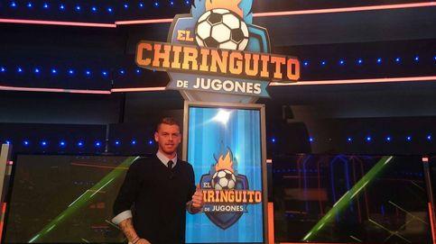 Un exjugador, fichaje de 'El chiringuito de Jugones' tras la salida de Irene Junquera