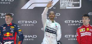 Post de La victoria de Hamilton y el épico final de Carlos Sainz para cerrar su mejor año en F1