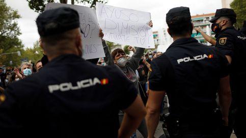 Interior respalda a los policías de Vallecas: La actuación fue justificada