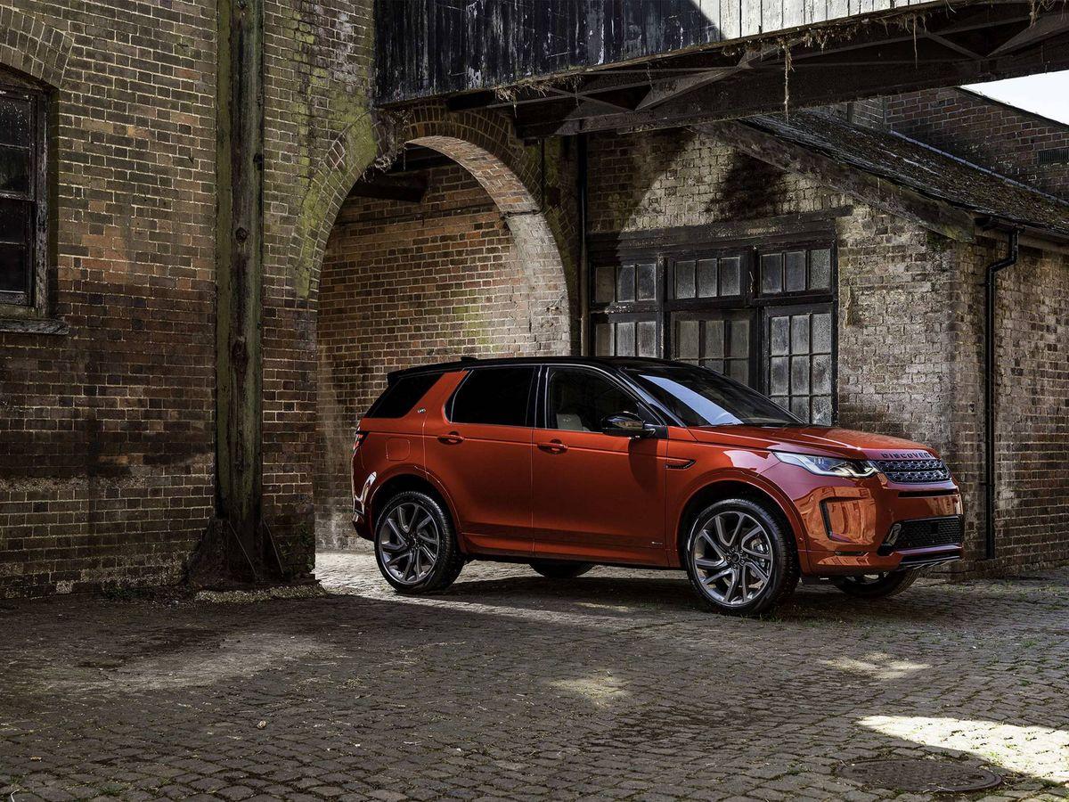 Foto: El Land Rover Discovery Sport estará disponible desde el principio en la flota de Pivotal.