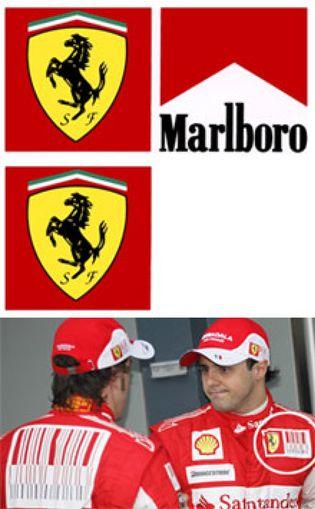 Foto: Marlboro sigue 'engañando' gracias a Ferrari y un código de barras