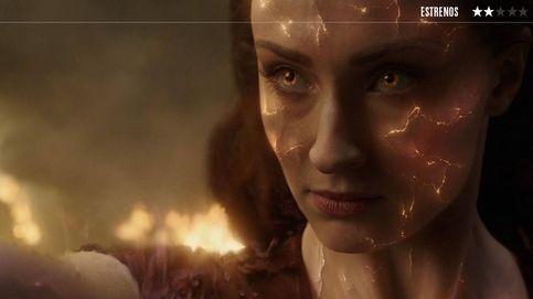 'X-Men: Fénix oscura': irregular e inesperado adiós de la Patrulla X