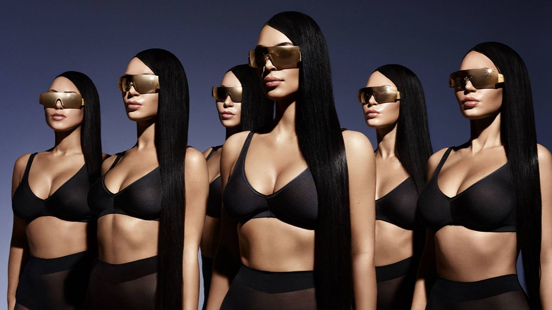 Kim Kardashian x Carolina Lemke.