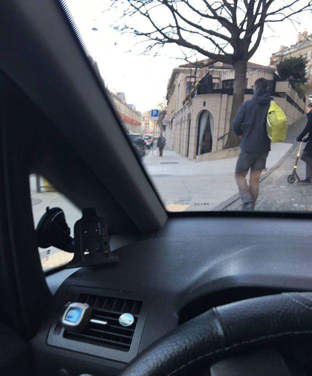 Foto: Urdangarin paseando por las calles de Ginebra (Vanitatis)