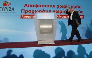 El eurodiputado griego que pudo haber matado a Winston Churchill