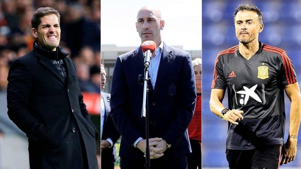 Encuesta: ¿de quién es la culpa en la Selección: Rubiales, Robert o Luis Enrique?