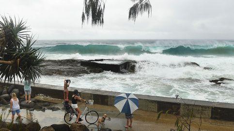 Esperando un ciclón