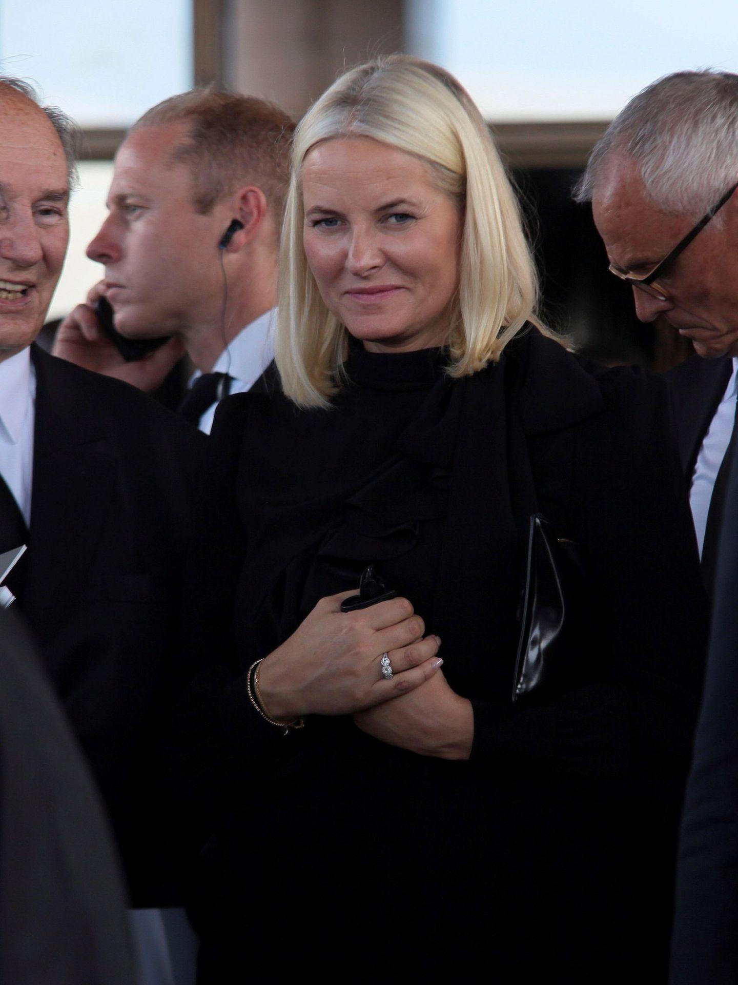 La princesa Mette Marit de Noruega. (Reuters)