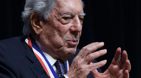 Vargas Llosa dice que aparece en 'Panamá' por un malentendido