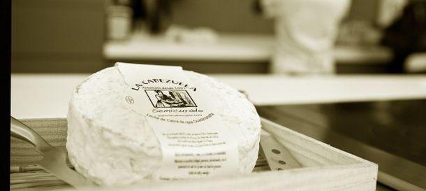 Foto: El queso de cabra hecho pasión
