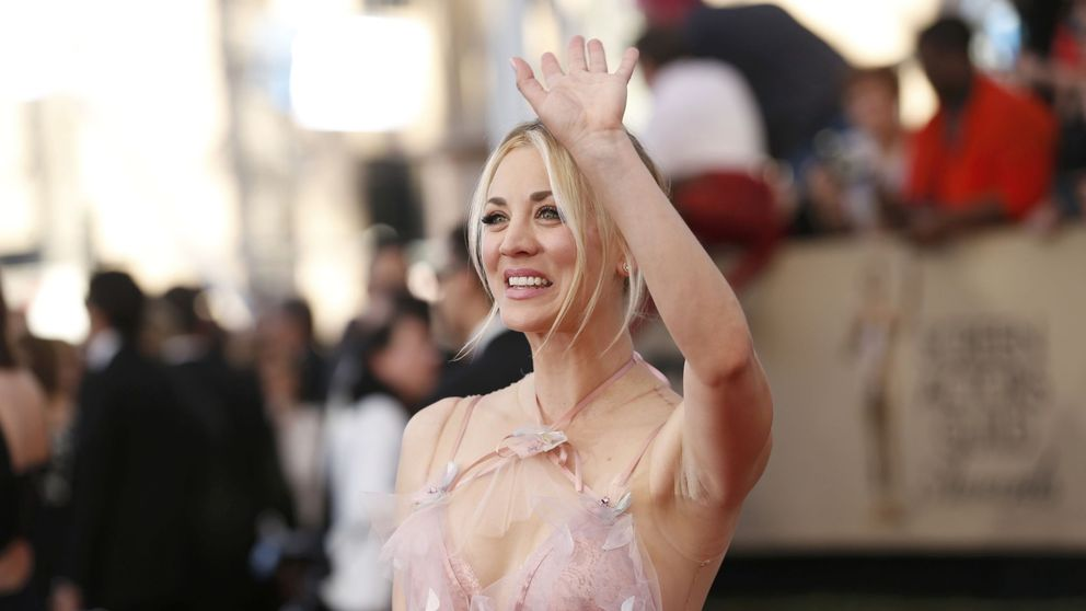 La felicidad de Kaley Cuoco sobre el final de su personaje en 'The Big Bang Theory'