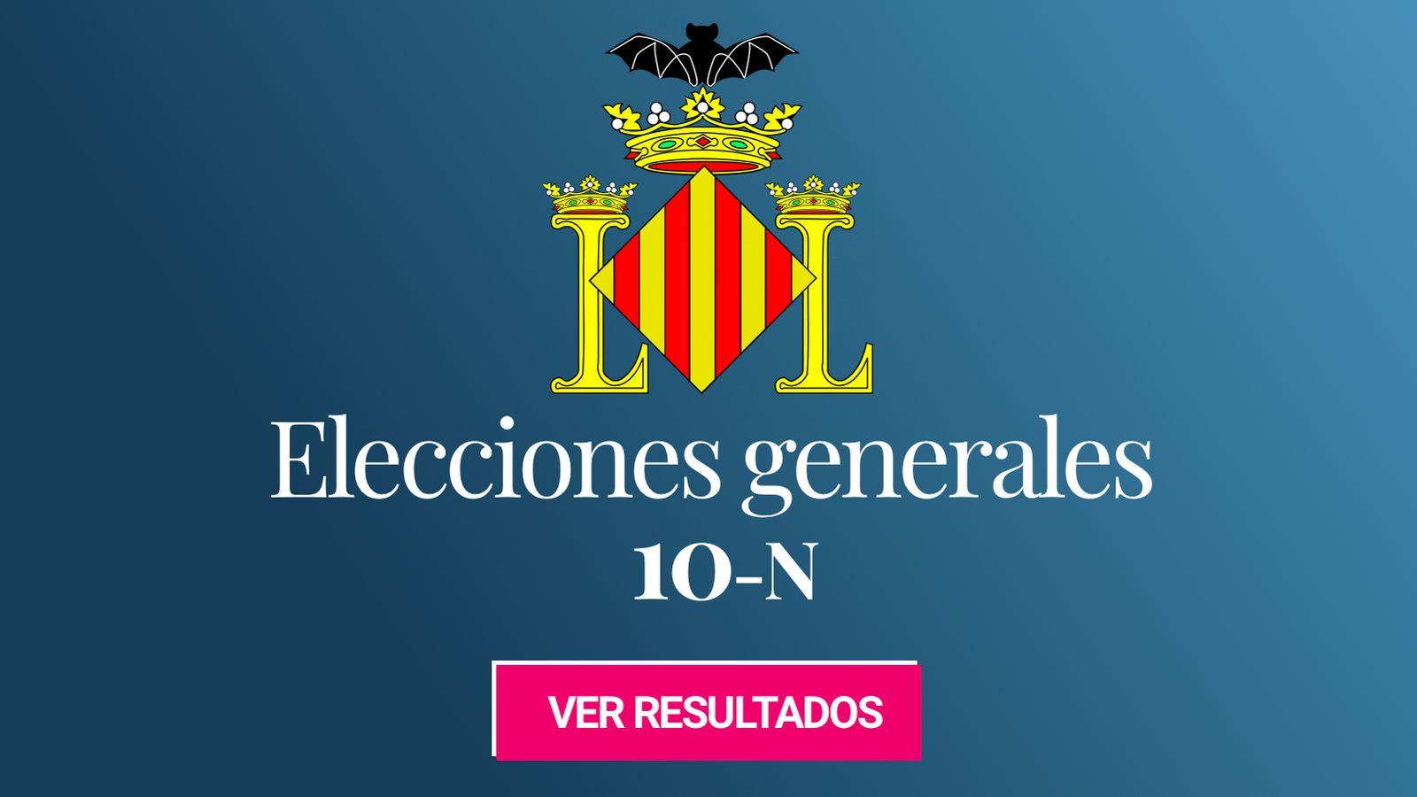 Foto: Elecciones generales 2019 en Valencia. (C.C./EC)