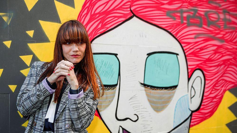 Foto: Ana Fernández, La Bien Querida, presenta 'Brujería', su sexto disco. (Efe)