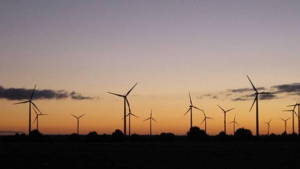 Foto: Parque eólico de Renovalia en Ampudia. (Renovalia)