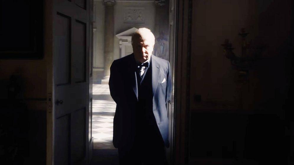 Foto: Imagen de 'El instante más oscuro'