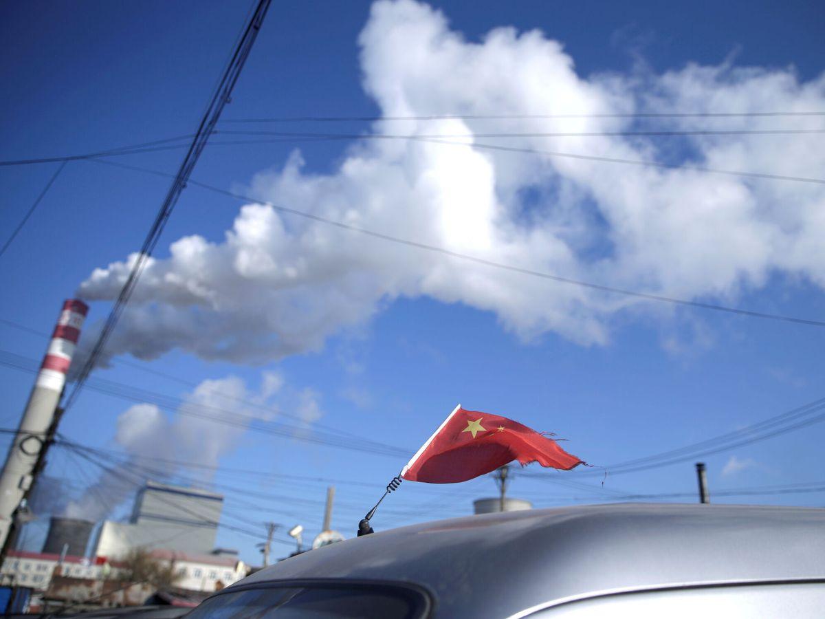 Foto: El gigante asiático sigue instalado en su doble moral climática. Foto: Reuters