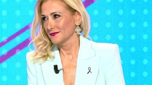 Cristina Cifuentes llora la pérdida de su suegra: Fuiste otra madre