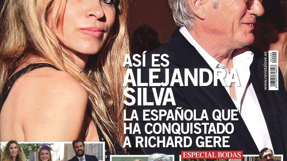 Las revistas de los miércoles: así es la española que ha conquistado el corazón de Richard Gere