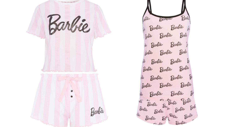 Pijamas de Barbie en Primark.