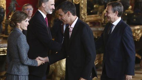 12-O: despliegue de excargos y dirigentes del PSOE para exhibir el apoyo al Estado