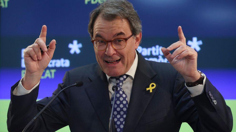 El TS cita a declarar a Mas, Gabriel, Boya, Pascal y Rovira por el proceso soberanista