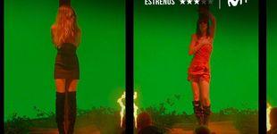 Post de 'Lux Aeterna': Gaspar Noé quema a sus actrices en una hoguera estroboscópica