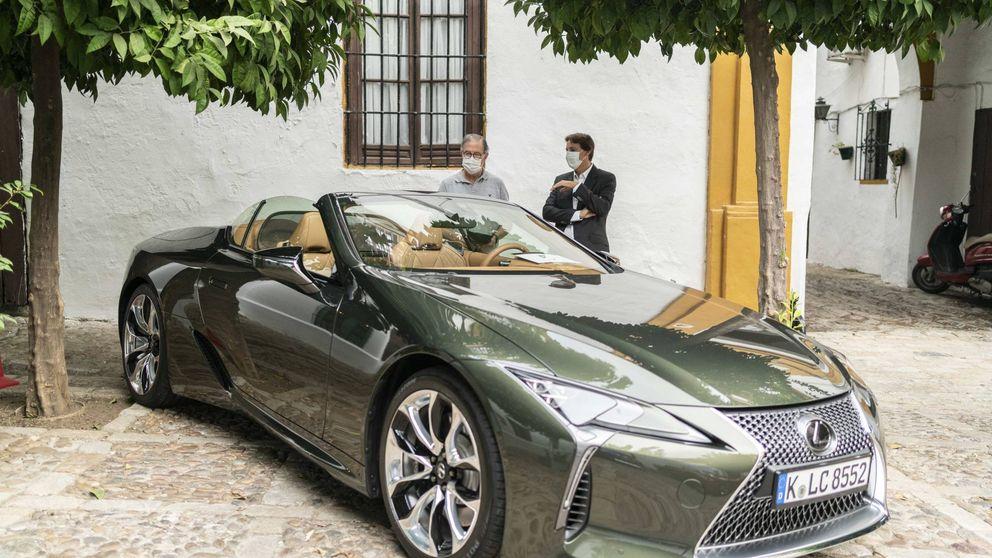 Lexus LC500 Cabrio, placer de cinco estrellas en un espectacular descapotable