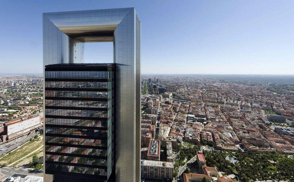 Foto: Imagen de la Torre Foster, propiedad de Pontegadea.