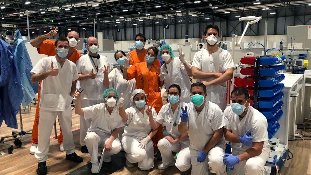 ISDIN dona geles y cremas a más de 100 hospitales y 400 residencias en España
