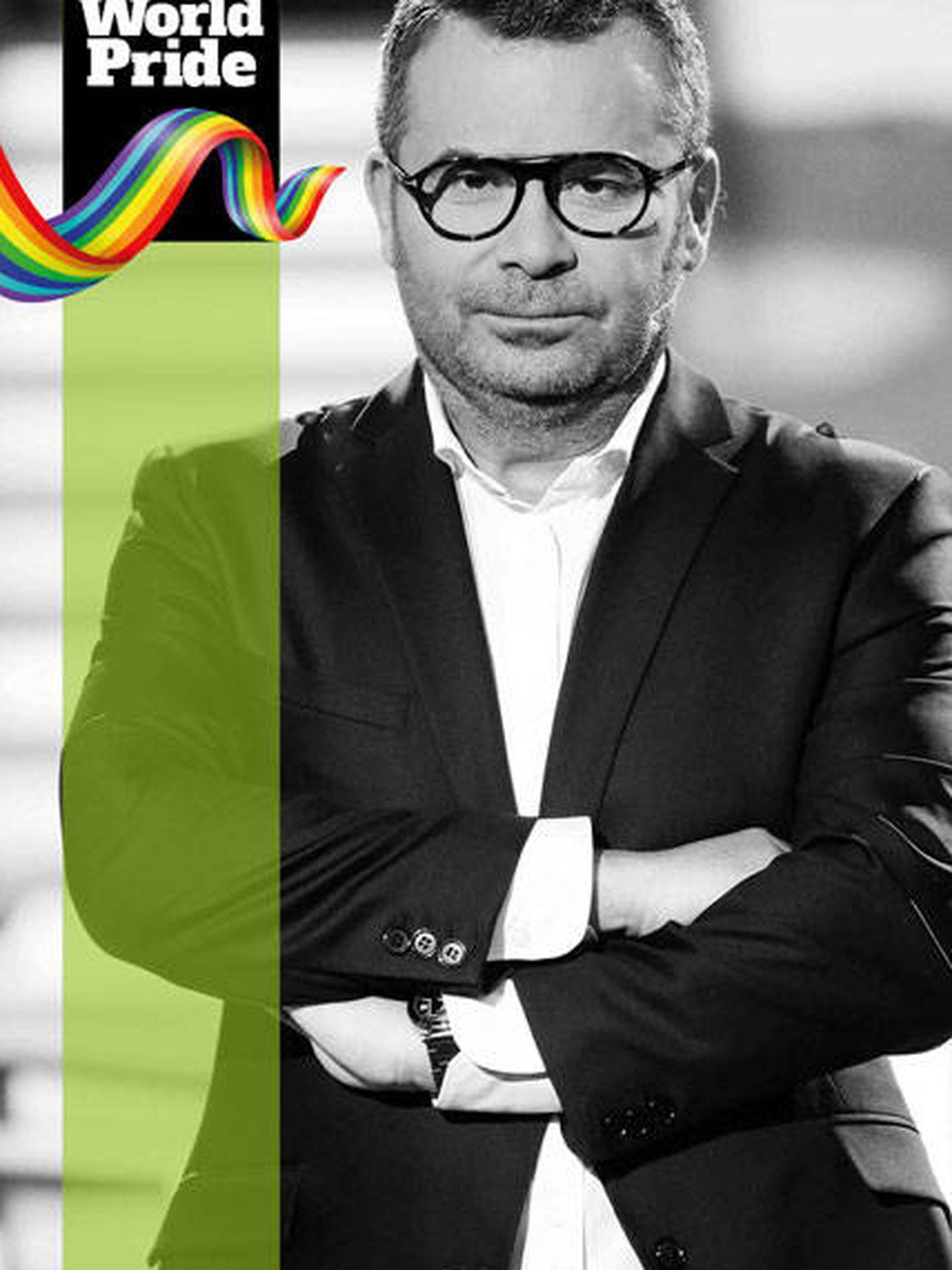 Orgullo LGTBI 2017: Jorge Javier Vázquez.