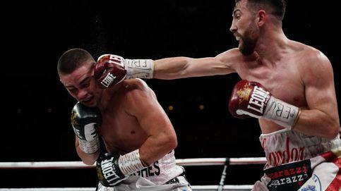 Las tablas de Sandor Martín y el brutal KO (visto y no visto) de Avanesyan en Barcelona