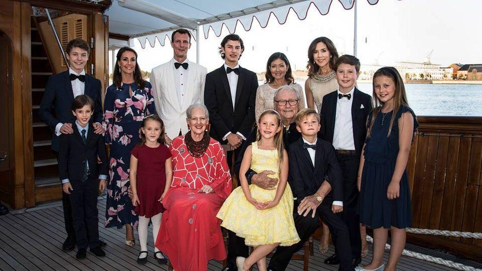 La familia real celebra el 18 cumpleaños de Nicolás de Dinamarca