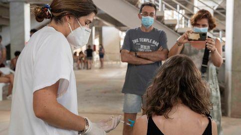 El 60% de la población ha recibido la pauta completa de la vacuna frente al covid