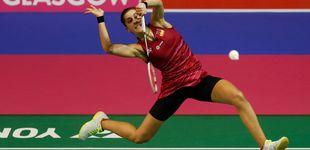 Post de Del bochorno de la camiseta de Italia al triunfo (sin medalla) de Carolina Marín