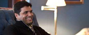 Foto: Ali Syed, dueño del Racing: Llevadme a la casa de Botín; quiero comprarla