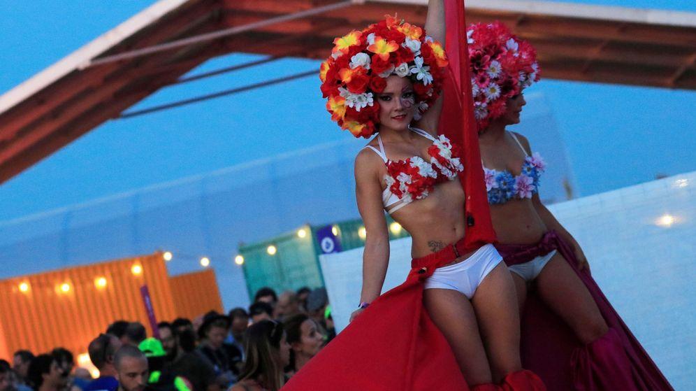 Foto: Imagen del reciente festival Mad Cool en Madrid. (EFE)
