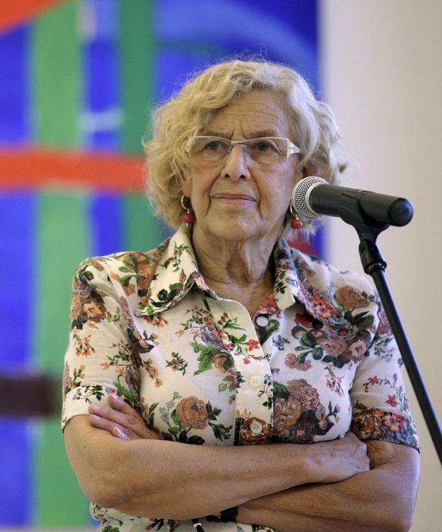 Foto: Manuela Carmena, alcaldesa de Madrid. (Reuters)