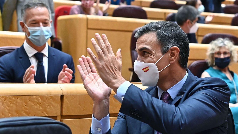 Sánchez acusa al PP de pisotear la Constitución
