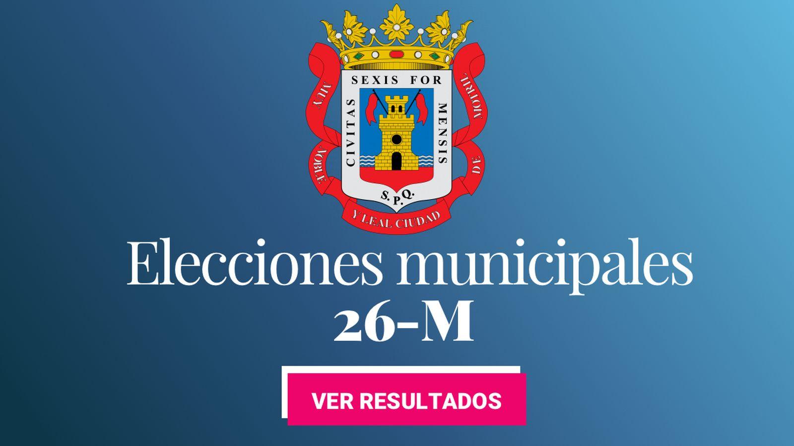 Foto: Elecciones municipales 2019 en Motril. (C.C./EC)
