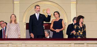 Post de Albert Rivera con su novia e Isabel Preysler sin Llosa arropan a los Reyes en el Real