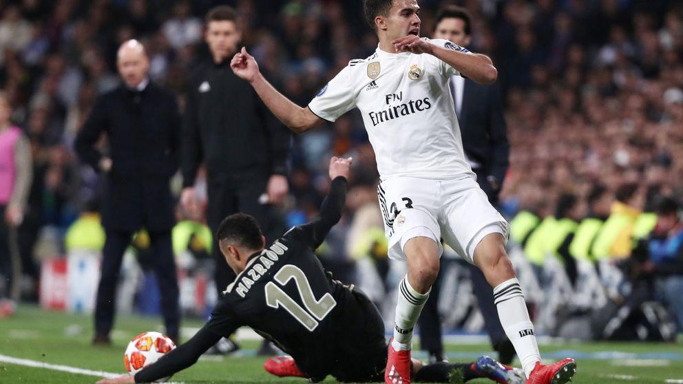 El VAR tampoco salvó al Real Madrid de la catástrofe contra el Ajax