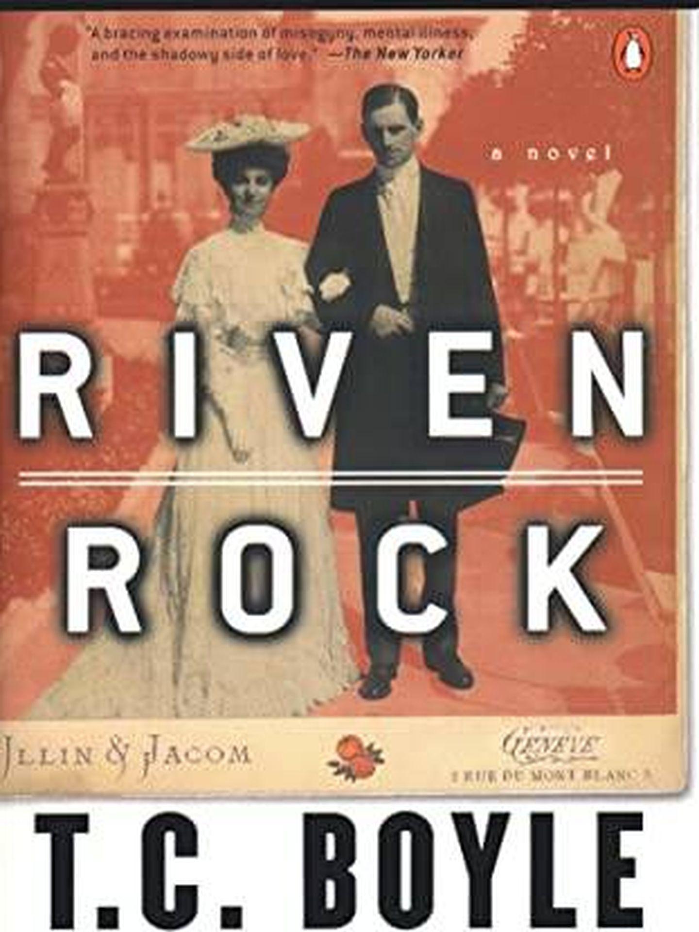 Portada de la novela 'Riven Rock'