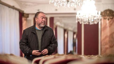 Ai Weiwei presenta su nuevo documental en Praga