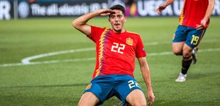 Post de España - Francia en directo: la sub-21 en las semifinales de la Eurocopa